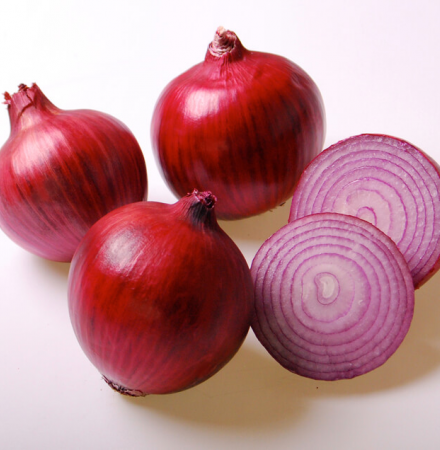 Crookham Onion  Purple Haze